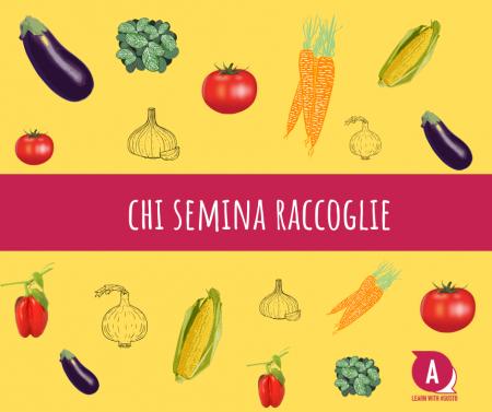 Learn with Gusto - Chi semina raccoglie