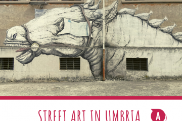 Street Art in Umbria