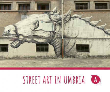 Street Art in Umbria