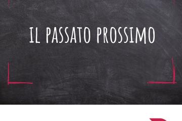 Grammaticando - IL PASSATO PROSSIMO