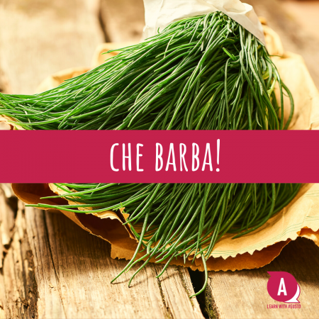 Che barba! - Learn with Gusto